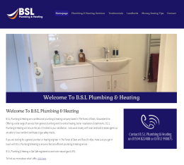 B.S.L Plumbing and Heating
